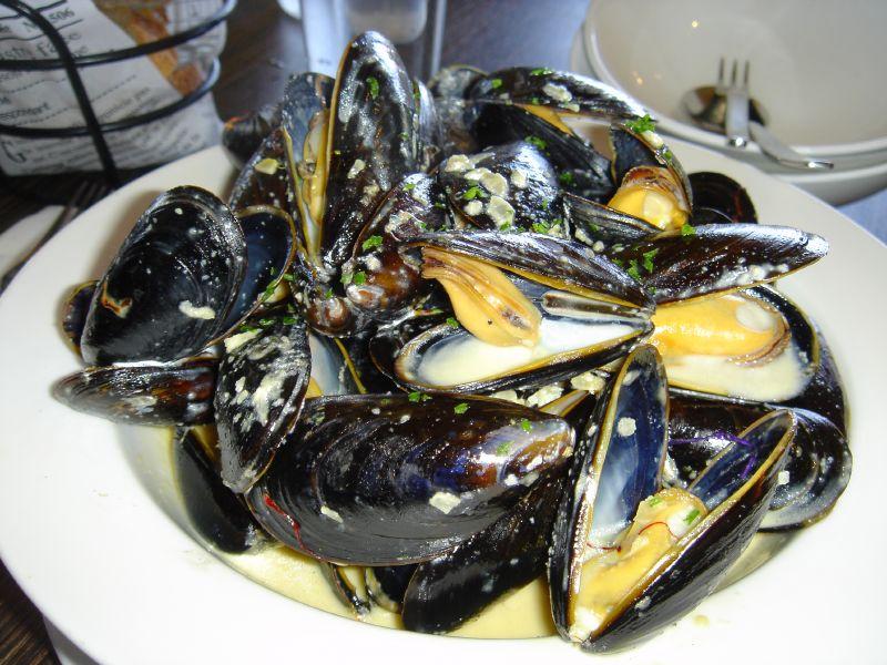 Mussels du Mistral