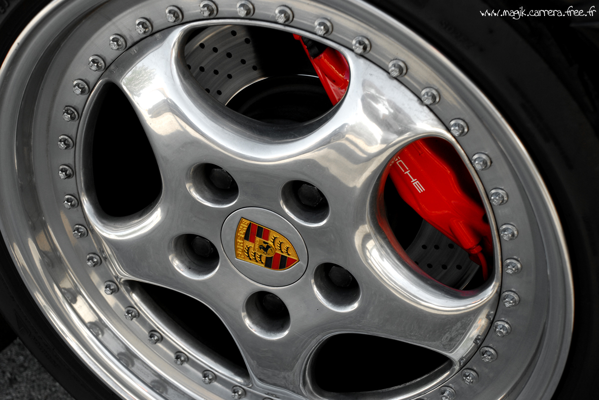 Speedline - Porsche 964 Turbo