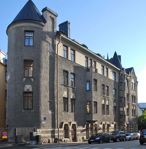 Calles de Helsinki Foto 2