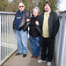 Dad, Mom and Joe in Bourne End