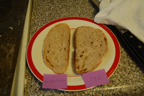 vermont sourdough slices
