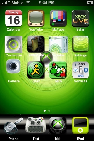 Themes iPhone