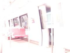 overexposed metro