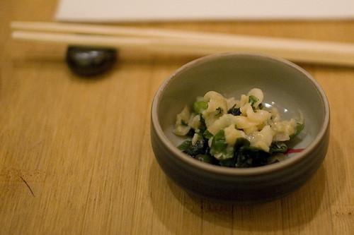 Yasuda Appetizer