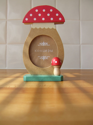 Mushroom frame