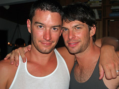 Pierre and Alex (david_shankbone) Tags: newyork longisland amour creativecommons stockphotos wikipedia publicart atlanticocean liebe fireisland inlove stockimages michaellucas  stockphotography publicphotography     krlighed fireislandpines  wikimediacommons  freephotos   freeimages     bydavidshankbone    shankboneorg     gayvacationspots