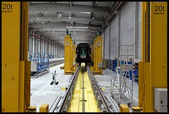 014 (Cylou - www.cyrilfakiri.com) Tags: train wagon maintenance rails sncf atelier ecologie discours biocarburant louisgallois technicentre tgvrecord ministredestransports ministredelequipement ministredutourisme ministredelamer