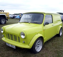 Swedish Mini van