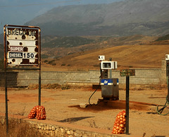 Leshnic (Albania) - Brego Oil (Danielzolli) Tags: diesel super gas oil onion ip balkan tankstelle gasolinera pumpa zwiebeln bleifrei fuelstation gasolina benzin maliq shqiptar balcan albanien shqiperi shqiperia albanie gasoil shqipria pogradec tutun pogradeci maliqi kor bakany cebule kora arberia albansko leshnica leshnic ndalohe duhani bregooil krumid