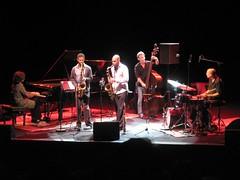 joshua redman quartet + 1