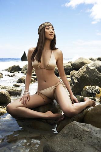 Sheena Sakai top bikini