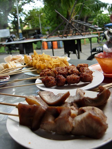 Satay Malaysian Street Food Seattle