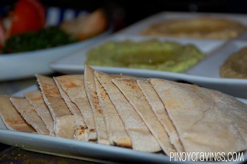 Mezzo Mezze at Ziggurat Cuisine