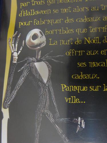 """Un film à revoir en cette période ... """"This is Halloween , Halloween"""" ..."""