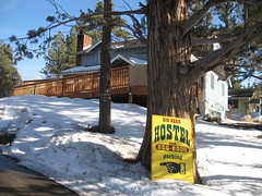 - Big Bear CA Hostel