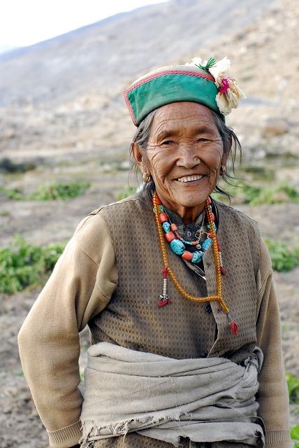 中印邊境村落Nako
