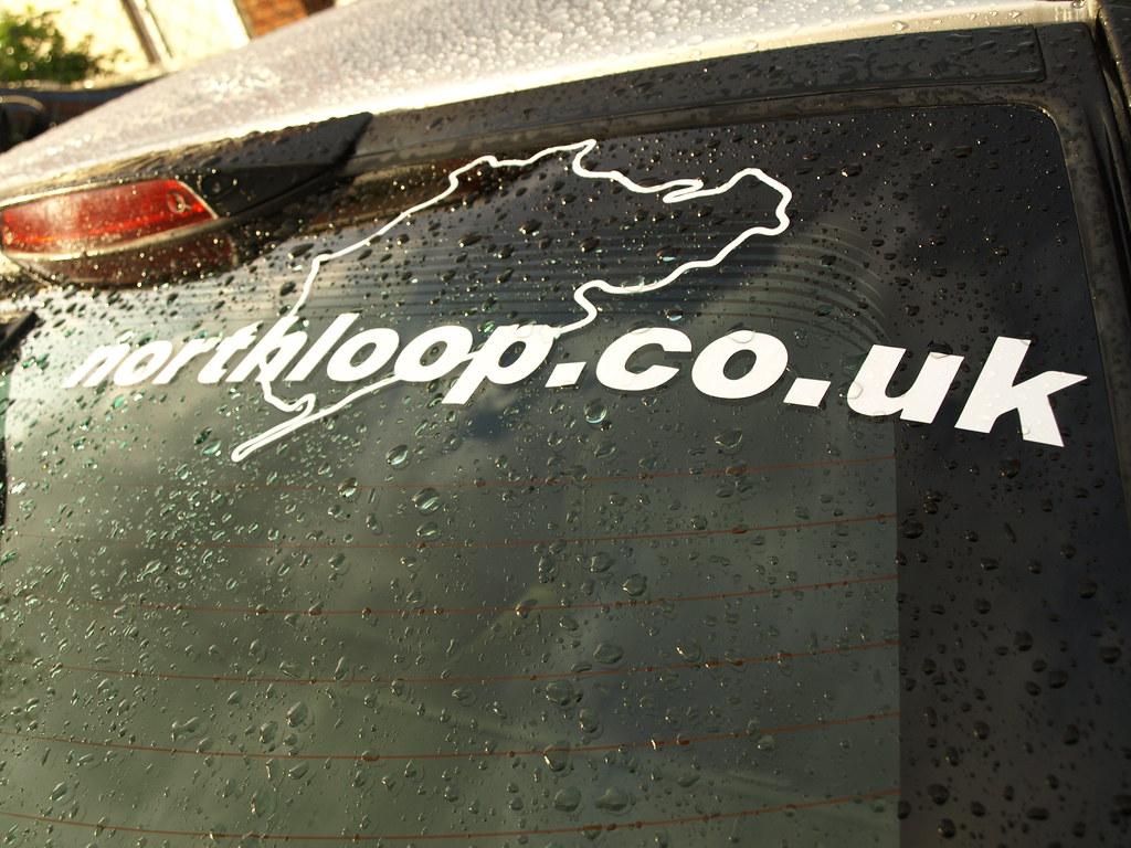 Northloop sticker
