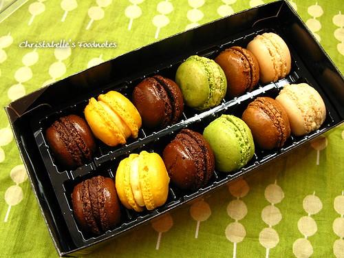 Paul macarons