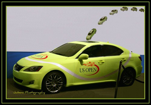 Lexus TennIS Ball 350
