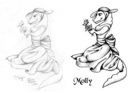 Gator - Molly