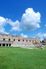 Mayan ruins @ Uxmal