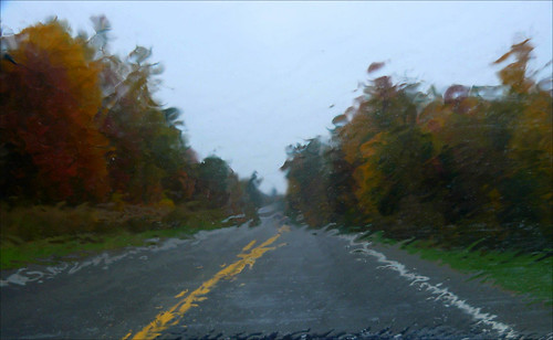 Raindrop perspective