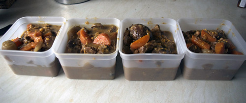 beef, orange and ginger casserole