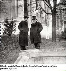 Rilke et Rodin  Paris (Vhesse) Tags: rodin rilke