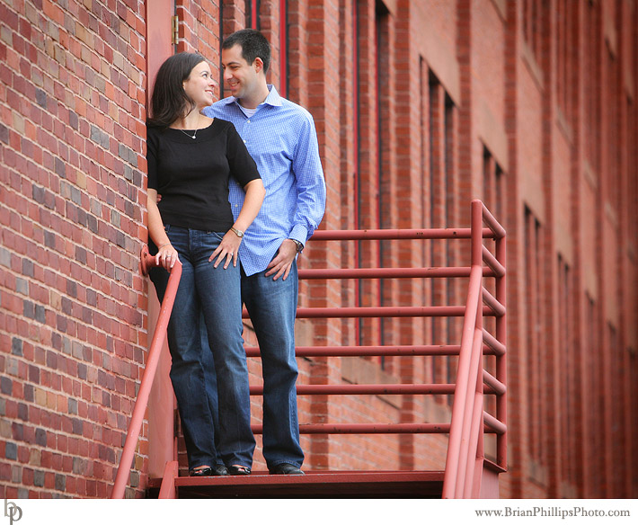Brian Phillips Engagement Session