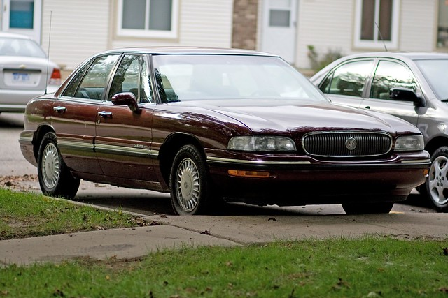 buick 1997 lesabre jans