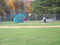 Homerun Derby 007 (TheBrooklynMet) Tags: park home pine town bush run derby