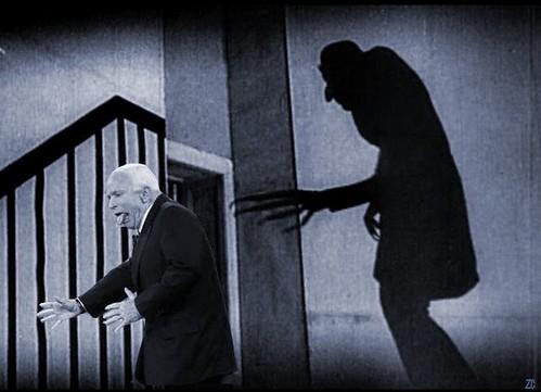 John McCain Nosferatu