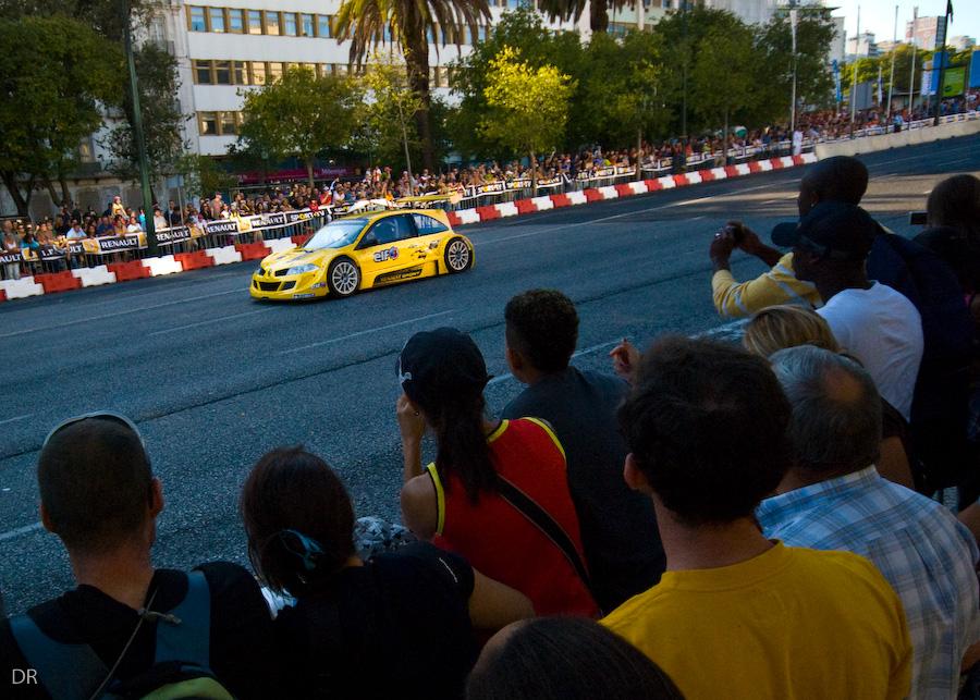 Renault F1 Lisbon Show