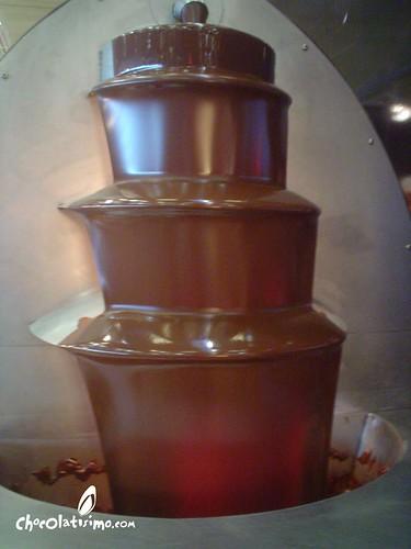Salón del chocolate de Barcelona 2006