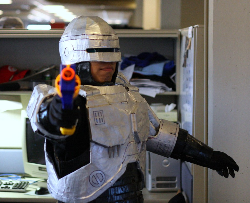 The Worlds Best Photos Of Costume And Robocop Flickr Hive Mind