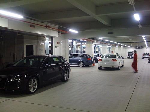 Audi Service Center Minami Tokyo