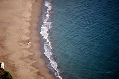 2 sulla spiaggia (giovanni72) Tags: 2 guys spiaggia mare azzurro sea 2persone 2guys blue napoli naples pozzuoli italia montediprocida due two dos deux zwei 2elementi acquaterra nikon nikond40