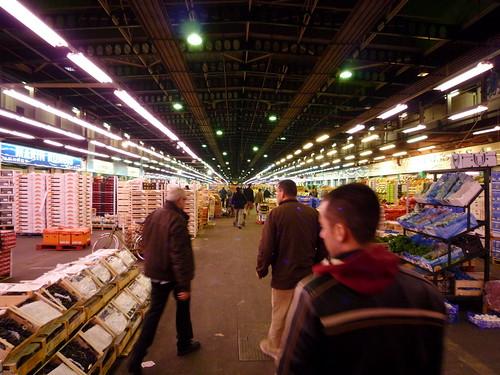 Rungis food market
