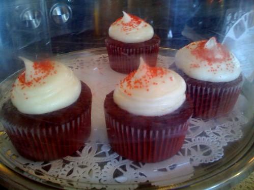 Life: Red Velvet Cupcakes...