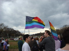 The Washington Monument and Pride