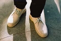 desert boots (sylvanwye) Tags: campus boot ut desert kodak 160vc portra clarks carothers aretheyonlyformeniwantsome