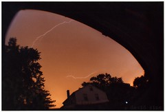 Lightning Over Linden