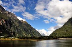 紐西蘭南島美麗的景觀,正因平時維護生態,才能帶來長期的效益