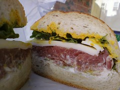 one of the better sandwiches in San Francisco