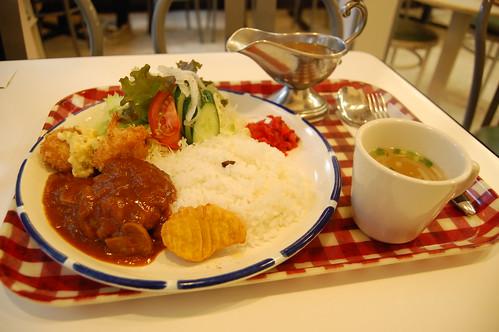 FUJI CURRY(UTSUNOMIYA) curry set C