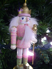 Christmas Decorations- Nutcracker Ornament