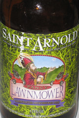 Saint Arnold Fancy Lawnmower