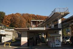 DSC02032 (omokochi_a300) Tags: station japan monorail meitetsu