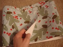 3094775120 68a0deaa8b m A Gift Wrap Bow Tutorial