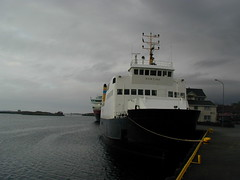 Brønnøysund local ferry
